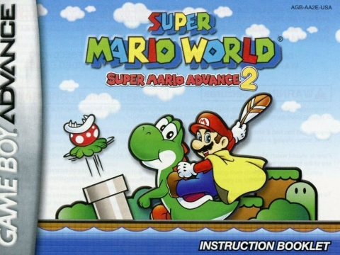 Mario Advanced 2 - Mario World